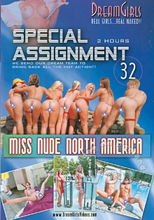 Special Assignment #32- Miss Nude North America Box Cover