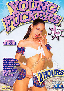 Young Fuckers #5 Box Cover