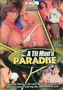 A Tit Man's Paradise Box Cover