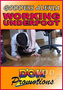 Goddess Alexia - Working Underfoot Box Cover