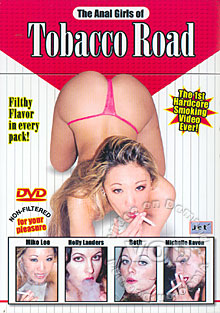 The Anal Girls Of Tobacco Road Box Cover