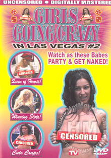 Girls Going Crazy In Las Vegas #2 Box Cover