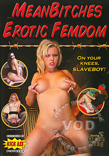Mean Bitches Erotic Femdom Box Cover