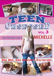 Teen Obsessed 3 Box Cover