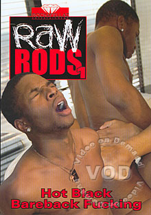 Raw Rods #1 Box Cover