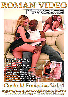 Cuckold Fantasies Vol. 4 Box Cover