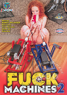 Fuck Machines 2 Box Cover