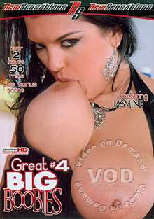 Great Big Boobies #4 Box Cover