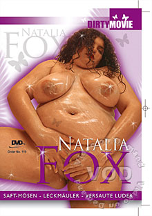 Dirty Movie 119 - Natalia Fox Box Cover