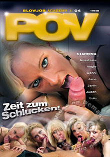 POV Blowjob Academy 4 Box Cover