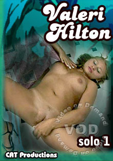 Valerie Hilton Hot Legs Box Cover