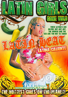 Latin Heat Latina Caliente Box Cover