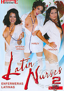 Latin Nurses 2 Box Cover