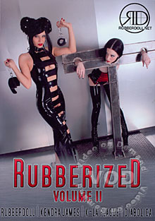Rubberized Volume II Box Cover