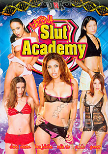 Latina Slut Academy Box Cover