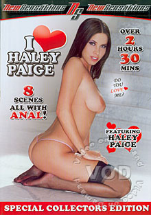 I Love Haley Paige Box Cover