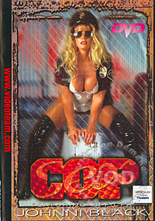 Sex Cop Box Cover