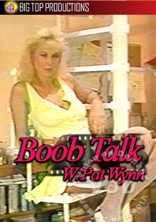 Boob Talk  - W/Pat Wynn Box Cover