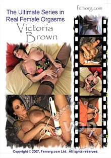 Victoria Brown Box Cover