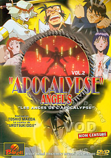 Apocalypse Angels 2 Box Cover