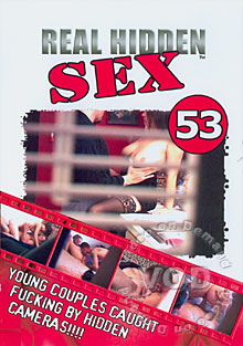 Real Hidden Sex 53 Box Cover