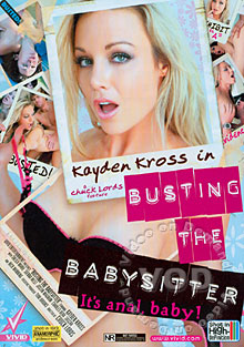 Busting The Babysitter Box Cover