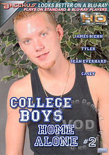 College Boys Home Alone #2 Box Cover