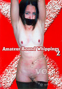 Amateur Bound Whippings 2 Box Cover