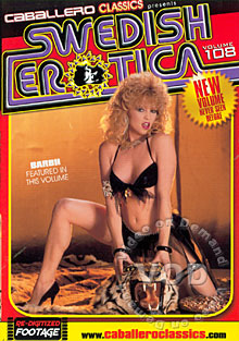 Swedish Erotica Volume 108 - Barbii Box Cover