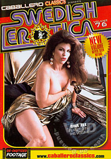 Swedish Erotica Volume 76 - Ona Zee Box Cover