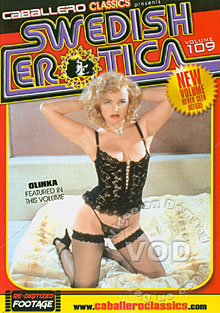 Swedish Erotica Volume 109 - Olinka Box Cover