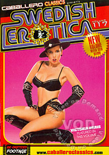 Swedish Erotica 117 Box Cover