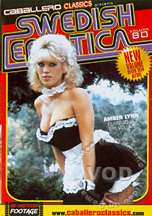 Swedish Erotica Volume 80 - Amber Lynn Box Cover