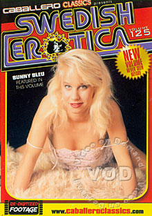 Swedish Erotica Volume 125 Box Cover