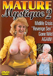 Mature Mystique 2 Box Cover
