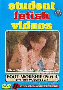 Foot Worship Part 4