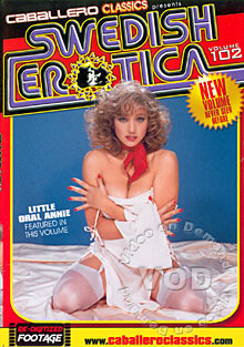 Swedish Erotica Volume 102 Box Cover