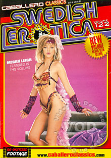 Swedish Erotica Volume 122 - Megan Leigh Box Cover