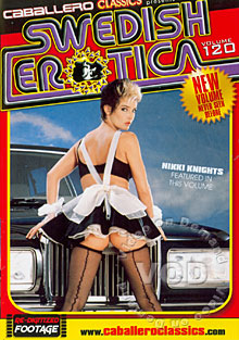 Swedish Erotica Volume 120 - Nikki Knights