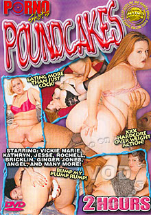 Poundcakes Box Cover