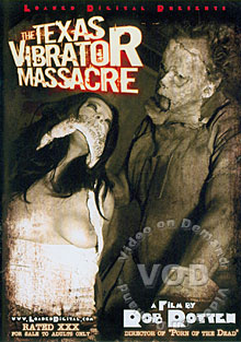 The Texas Vibrator Massacre Box Cover