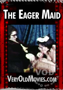 The Eager Maid Box Cover