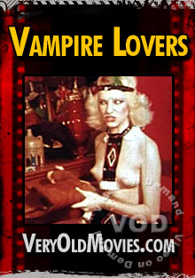Vampire Lovers Box Cover