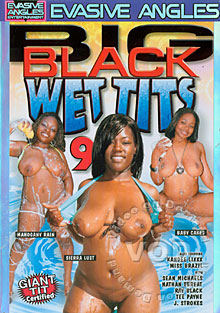 Big Black Wet Tits 9 Box Cover