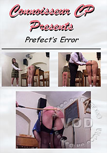 Prefect's Error Box Cover