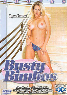 Busty Bimbos Box Cover