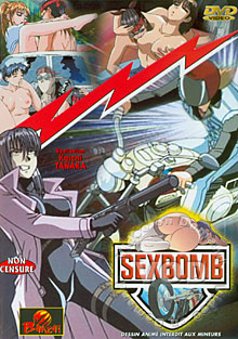 Sexbomb Box Cover