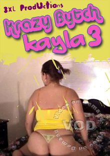 Krazy Bytch Kayla 3 Box Cover