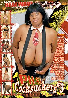 Phat Cocksuckers #3 Box Cover