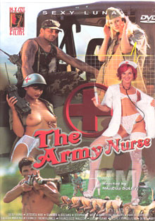 The Army Nurse Box Cover